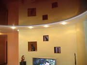 Натяжные потолки высокого качества